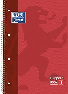Oxford 100430198 - Cuaderno microperforado,1 unidad Oxford http://amzn.to/2bXiv54