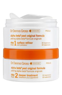 If you're crunched for time or on a budget this microdermabrasion alternative is the best. It's a daily peel that'sgreat for reducing fine lines andshrinkingpores, while also reducing dark spots and redness. It's easy to use and safe for all skin types. It comes in Original or Extra Strength,and also comes in a packet towelette form—so you can easily use while on-the-go or traveling. Dr Dennis Gross Peel, $84; dgskincare.com   - MarieClaire.com