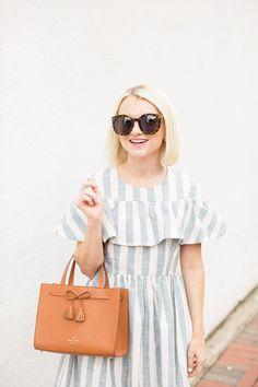 Stripe Sundress - Rachel Parcell Santorini Dress - Poor Little It Girl