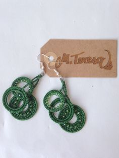 teresacosimeli rev crochet earrings