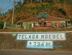 Telaga Ngebel very beautiful for traveling