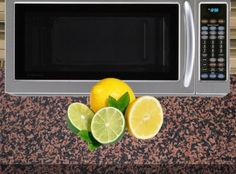 A microwave oven is more useful than you think. Here are 16 tips to help you cook and clean quicker using this powerful appliance. Microwave Oven, Fresh Herbs, Things To Know, Diy Kitchen, Kitchen Appliances, Cleaning, Cooking, Lime, Parsley