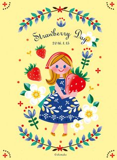 Strawberry Day - Shimako