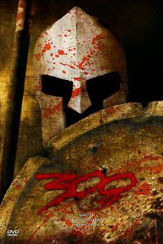 """300 : """"Arcadien, j'ai connu d'innombrables combats, mais je n'ai jamais eu d'adversaire qui puisse m'offrir ce que nous, Spartiates, appelons « une belle mort ». Tout ce que j'espère, c'est que parmi tout les guerriers du monde ligués contre nous, il s'en trouve un qui saura se montrer à la hauteur de la tâche !"""""""