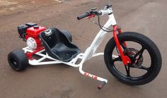 Drift Trike Motorizado
