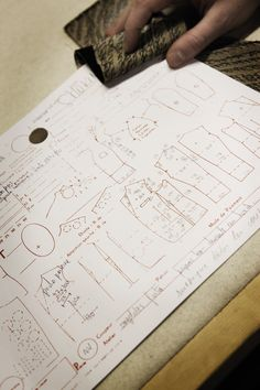 Design Notes...A blueprint to perfection on going.