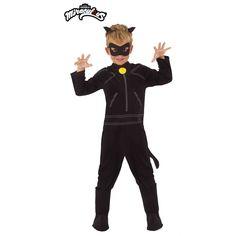 Disfraz Cat Noir Infantil - Comprar Online {Miles de Fiestas}