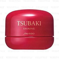 Tsubaki Shining Hair Mask (Red) from #YesStyle <3 Shiseido YesStyle.com