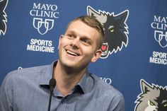 Cole Aldrich Isn't Wasting Time Giving Back