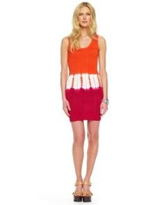 Michael Kors Multi-Color Tank Dress Various Petite Sizes NWT MSRP:$120 #MichaelKors #Sheath #Casual