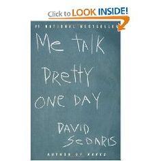 David Sedaris=Amazing...