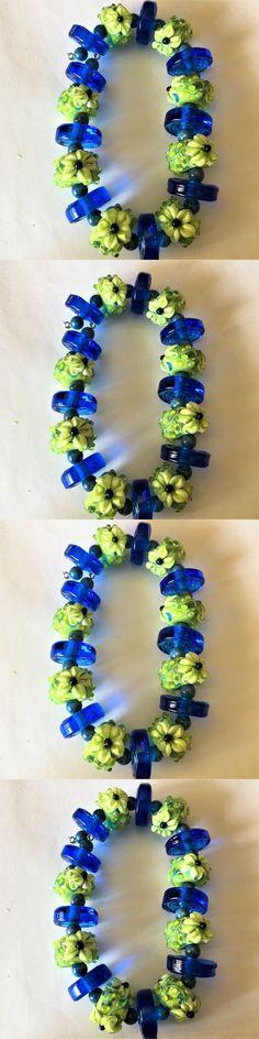 Lampwork 179268: New Handmade Lampwork Beads Sra Destash-Celtic Highlands-Firefly -> BUY IT NOW ONLY: $38.99 on eBay!