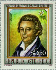 Paul Kitaibel (1757-1817) botanist