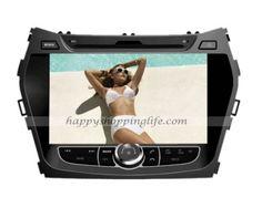 2013 2014 Hyundai ix45 Android Auto Radio DVD GPS DTV Wifi 3G Bluetooth Touch Screen   $483.17  http://www.happyshoppinglife.com/2013-2014-hyundai-ix45-android-auto-radio-dvd-gps-dtv-wifi-3g-bluetooth-touch-screen-p-1605.html