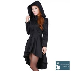 In the Shadows Coat - Valkyrie Apparel Plus Size Clothes Victorian Coat, Blood, Plus Size, Hoodies, Shadows, Gothic, Clothes, Fashion, Style