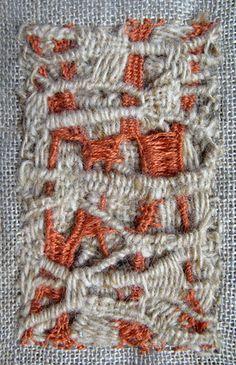 needle-weaving | Flickr - Photo Sharing!
