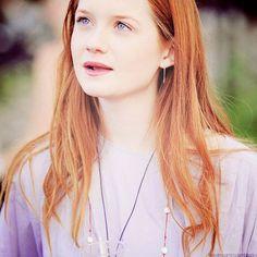 Ginny Weasley (Bonnie Wright)
