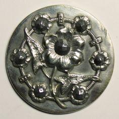 Bouton Ancien FIN Xixème Dans L'Esprit Xviiième OLD Button Antik Knoft   eBay