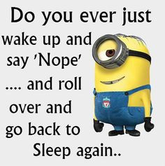 Minion quotes are hilarious. These are the 21 best funny minions quotes of the day that will make you laugh. Smile Quotes, New Quotes, Funny Quotes, Pathetic Quotes, Crazy Quotes, Funny Tweets, Mood Quotes, Funny Minion Memes, Minions Quotes