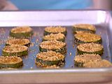 Picture of Zucchini Parmesan Crisps Recipe