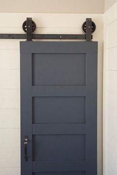 Artisan Top Mount Barn Door Hardware Kit Door at Menards®