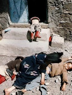 Halabja chemical attack, Kurdistan, 16th of March 1988