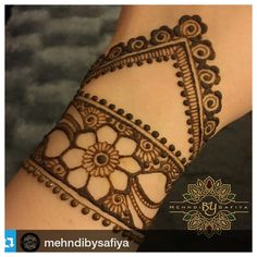 Henna Leg Henna Designs, Wedding Mehndi Designs, Mehndi Design Images, Simple Mehndi Designs, Henna Tattoo Designs, Mehandi Henna, Mehndi Tattoo, Henna Elephant, Henna Drawings