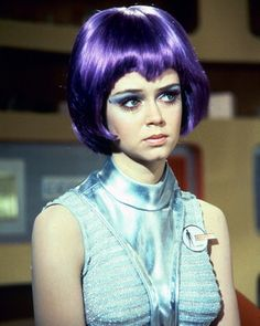 Still of Gabrielle Drake in Ovni Sci Fi Tv, Sci Fi Movies, Science Fiction, Ufo Tv Series, Movie Market, Space Girl, Space Tv, Retro Lingerie, Classic Tv