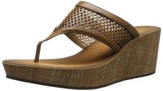 Clarks Women's Avaleen Ocean Wedge Sandal * See this awesome image  : Wedge sandals
