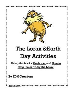 Earth Day Activities / The Lorax