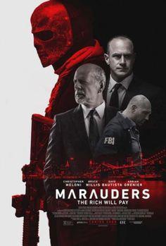 Marauders Movie trailer : Teaser Trailer