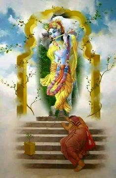 wishing to witness the charming divine effulgence of the Supreme Lord Of Lords again and again, instantly lit a spiritual lamp imagining … . Krishna Leela, Cute Krishna, Jai Shree Krishna, Krishna Radha, Lord Krishna Wallpapers, Radha Krishna Wallpaper, Lord Krishna Images, Radha Krishna Pictures, Orisha
