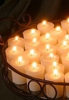 Beeswax Candles - Beeswax Votives