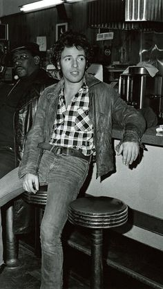bruce springsteen pinterest | Bruce Springsteen - Why YES, BRUCE, I'd love to sit and chat for ...