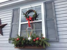 Window Christmas decor