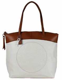 Coach Laura Leather Circle Embossed Signature « Holiday Adds