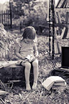 "Photograph entitled ""sweet reading"" by Galina Kochergina on 500px"