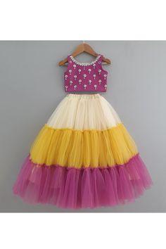 Girls Frock Design, Baby Dress Design, Kids Frocks Design, Baby Frocks Designs, Kids Gown Design, Girls Dresses Sewing, Dresses Kids Girl, Girls Designer Dresses, Baby Girl Frocks