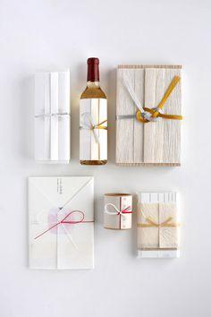 折形デザイン研究所 | 折形を企画する / 包みのご提案