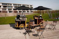 koffie bakfiets Utrecht Coffee bike