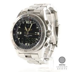 #breitling b1 #gents stainless steel automatic #watch