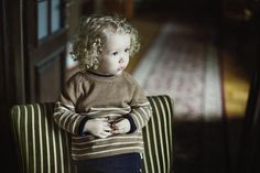 Autumn in DaWanda Classical design pullover for little boys knitted in camel softest baby alpaca wool and features white stripes and navy edges.  A must have kids wardrobe peace for every season.    Every detail is...