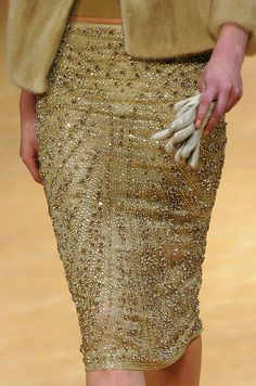 Alexander McQueen at Paris Fall 2005 (Details)
