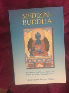 Finished an inspiring book on the practice of the seven Medicine Buddhas.
