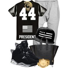 """""""President 44."""" by cheerstostyle on Polyvore"""