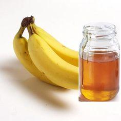 bananas and honey before bedtime helps you sleep