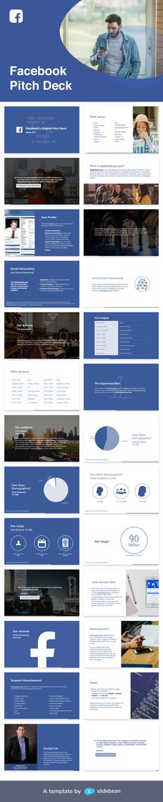 79 Best Pitch Deck images in 2019 | Page layout, Ppt design