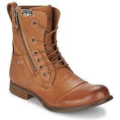 ea9292639133 Die Marke Bunker präsentiert einen  Boot für Herren. Suchen Sie nicht weiter,  dieses Modell ist perfekt! - Farbe   Braun - Schuhe Herren 104,93 €