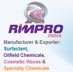 Industries Where Ethoxylates find Their Best Applications in Form of Surfactants. Visit - http://www.rimpro-india.com/articles1/155-industries-where-ethoxylates-find-their-best-applications-in-form-of-surfactants.html