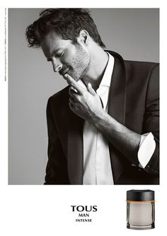 TOUS Man Intensive, energy and sensuality in one fragrance - Home Interior Design Boss The Scent, David Miller, Male Eyes, Home Interior Design, Hugo Boss, Fragrance, Interior Design, Home Interiors